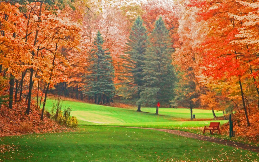 The Highlands is Open for Fall Golf!